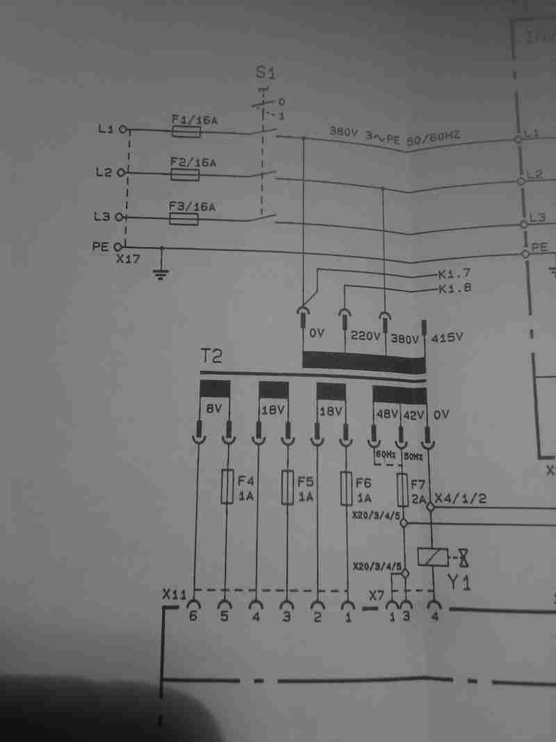 Dc Motor Wiring Diagram Reparatur Eines Transformators Mikrocontroller Net