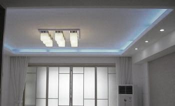 Wohnzimmer indirekte Beleuchtung  Mikrocontrollernet