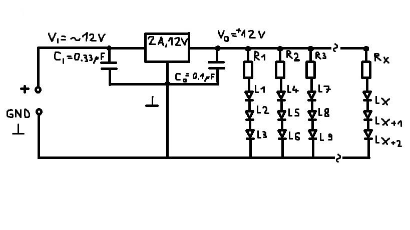 0 10 volt wiring 2008 ford f250 diagram fragen zu: led mit festspannungs-regler betreiben + kühlung - mikrocontroller.net