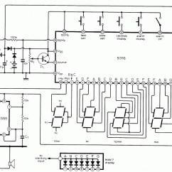 Digital Clock Circuit Using 555 Timer Diagram Electric Meter Wiring Frage Zu Datenblatt Vintage Ic Mm5316 Und Uaa1003