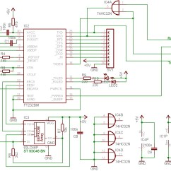 Rs485 Ptz Wiring Diagram Diagrams Lighting Circuits Australia Schaltplan Konverter Usb Gtrs485 Mit Ftdi Ft232r
