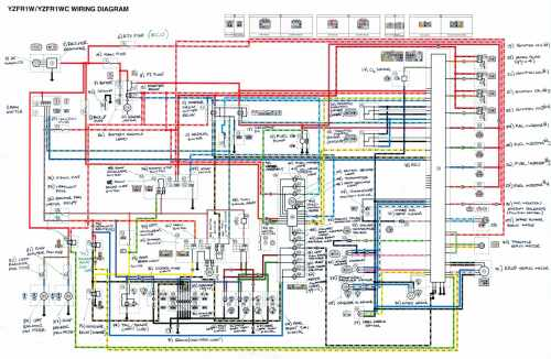 small resolution of 1996 fzr 600 wiring diagram schematic data wiring diagram 1991 yamaha fzr 600 wiring diagram fzr