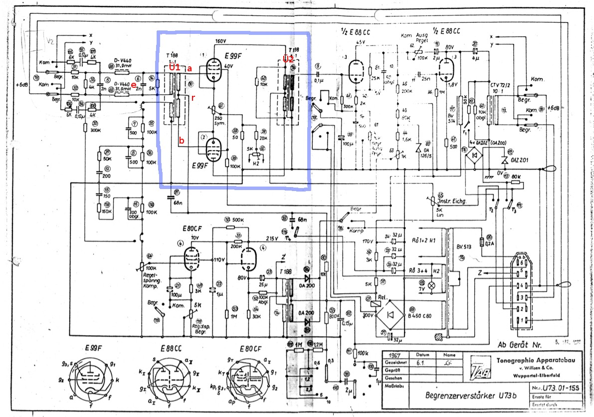 Wie Funktionieren Variable Mu Tube Compressoren