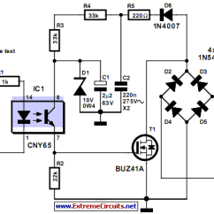 Led Halogen Bulb Diagram Septic Pump Alarm Wiring Glühlampe An 230v Gleichstrom Dimmen - Mikrocontroller.net