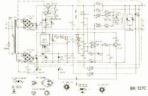 Laborzgerät VOLTCRAFT BK127C Schaltplan gesucht  Mikrocontroller