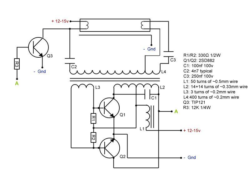 220v to 12v transformer wiring diagram judicial branch court system niederdruck-natriumdampflampe mit dc betreiben? - mikrocontroller.net