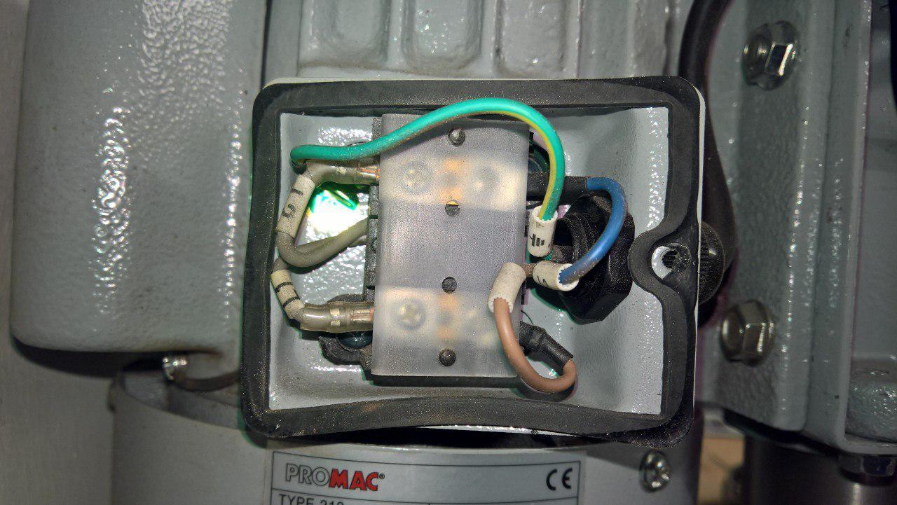 Single Phase Wiring Diagram 1 Phasen Motor An Frequenzumrichter Mikrocontroller Net