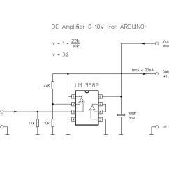 0 10v Analog Signal Wiring 2003 Silverado Stereo Diagram Arduino 5v Pwm Zu Normsignal