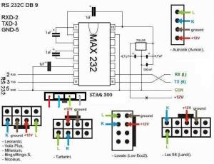 Buderus Eatic 4000  Mikrocontroller
