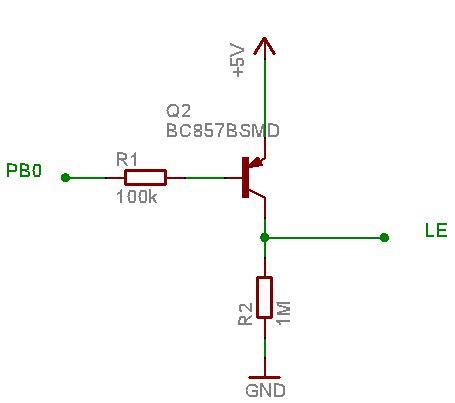 Digital Sensor Circuit Digital Temperature Controller