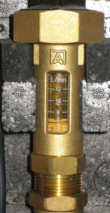 Erfassen optischer Durchflussmesser  Mikrocontrollernet
