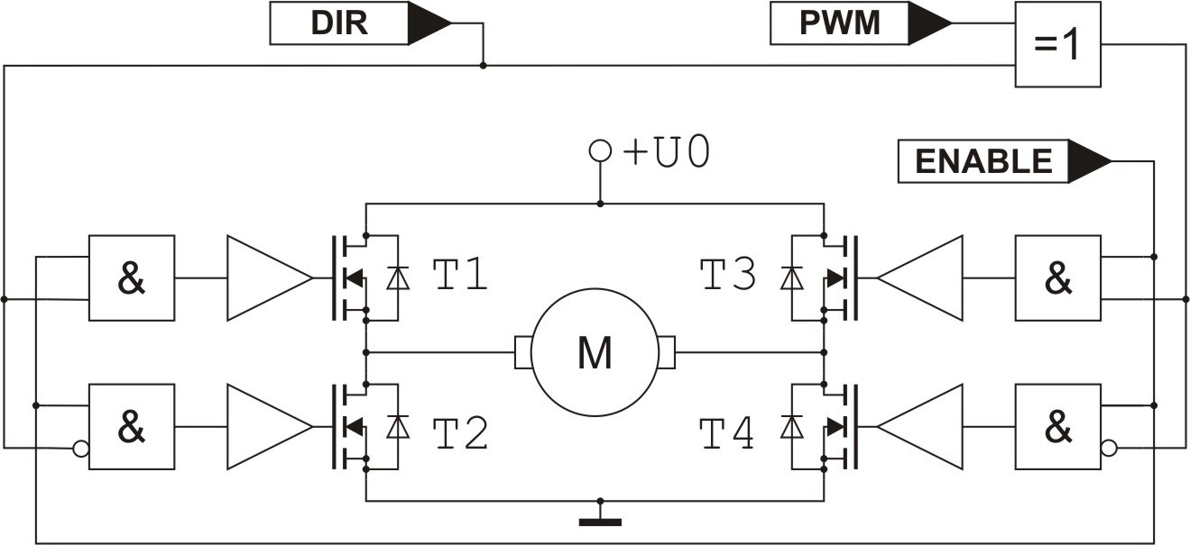 hight resolution of arduino h bridge diagram