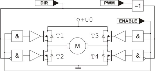 small resolution of arduino h bridge diagram