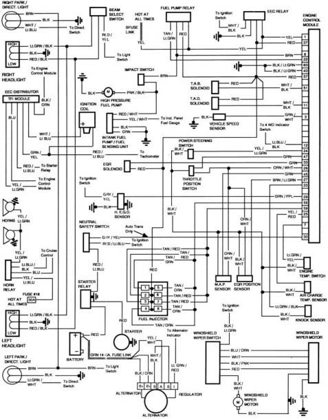 2005 F250 Fuse Diagram