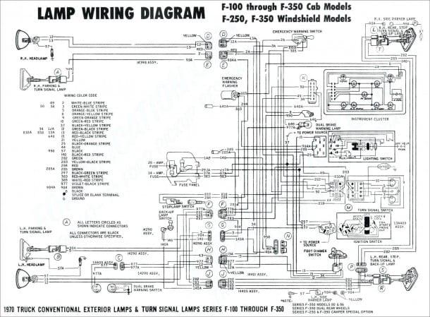 6.0 Powerstroke Injector Wiring Diagram