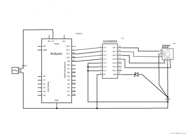 4 Wire Motor Wiring Diagram