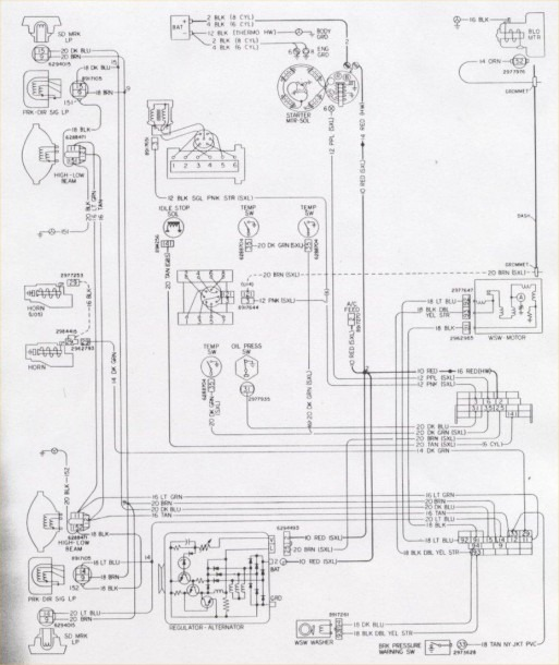 1977 Trans Am Wiring Diagram
