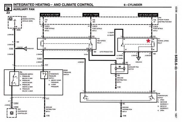 Bmw Z3 Cooling System Diagram