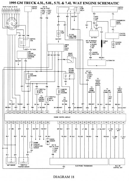 1995 Chevy Silverado Wiring Diagram 20k At Radio