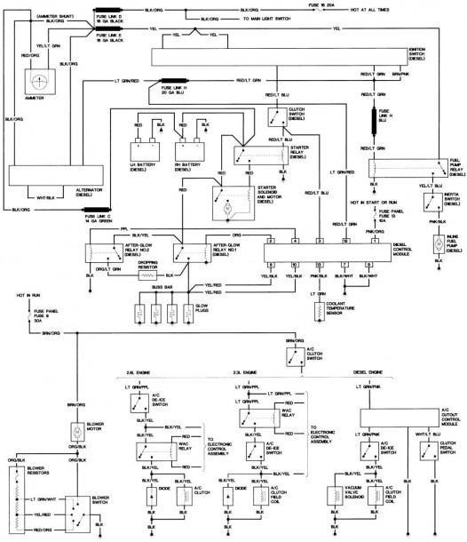 Diesel Engine Diagram Pdf