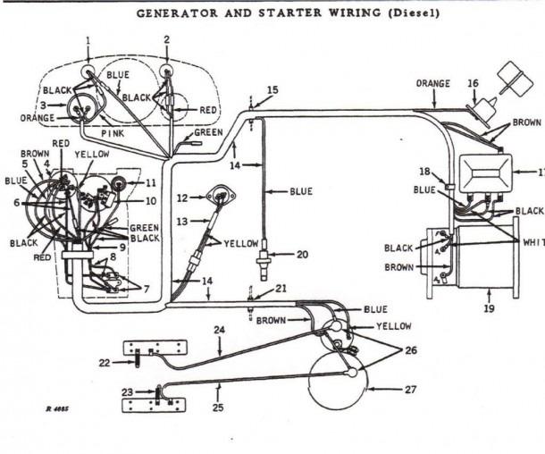 John Deere D140 Belt Diagram