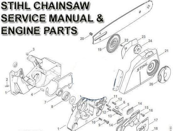 Fs 55 Stihl Parts Diagram
