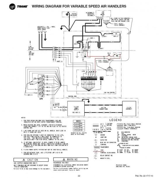 Air Handler Wiring Diagram
