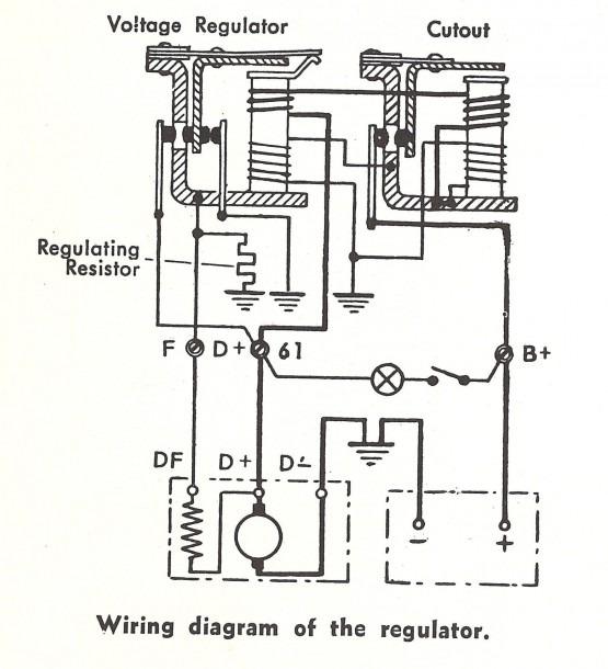 Hyster Voltage Regulator Wiring Diagram
