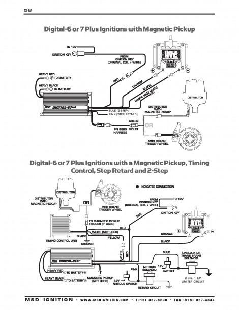 wiring diagram msd soft touch | comprandofacil.co chevy hei mallory wiring diagram msd #9