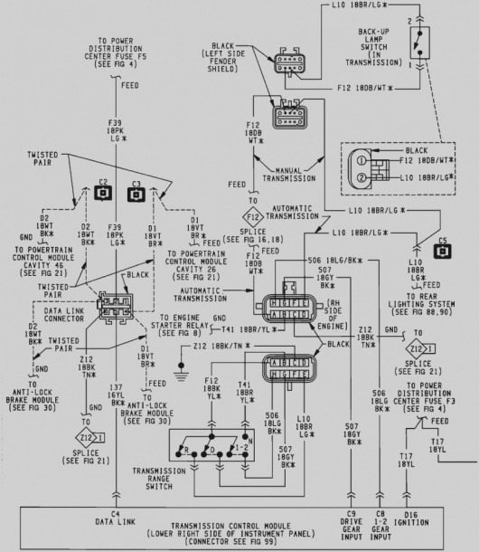 2006 Jeep Commander Trailer Wiring Diagram
