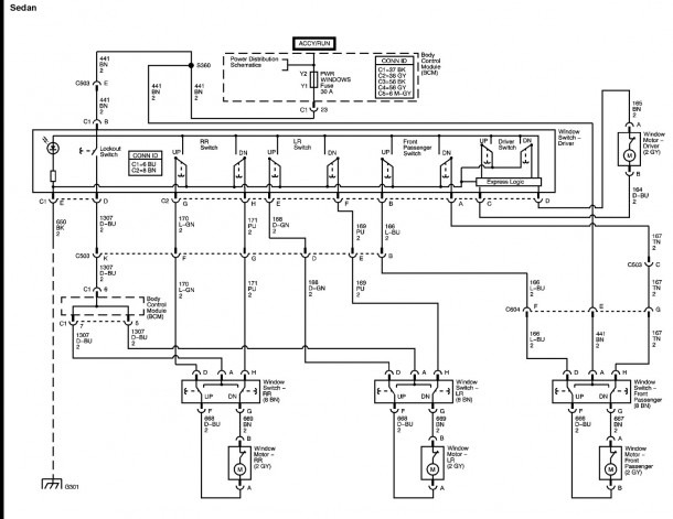2006 Saturn Ion Wiring Diagram