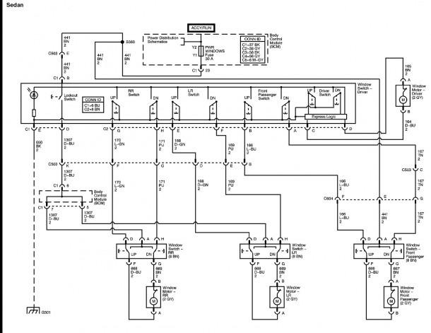 2006 Saturn Ion Wiring Diagram