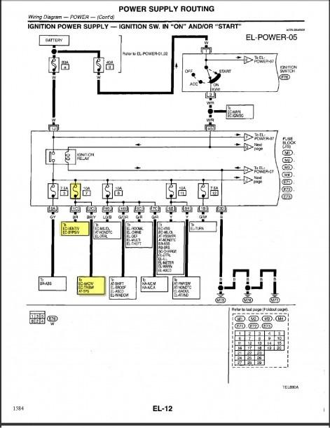 01 Kia Sportage Window Wiring Diagram