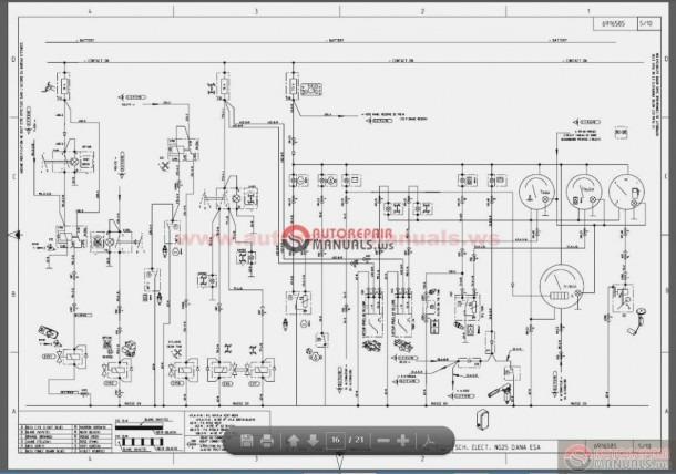 New Holland Skid Steer Parts Diagram