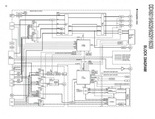Kenwood Excelon Ddx7015 Wiring Diagram