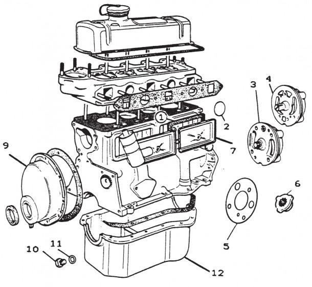 Car Exhaust System Diagram