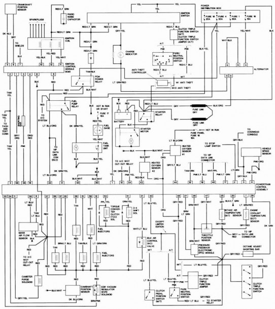 Msd 6al Wiring Diagram