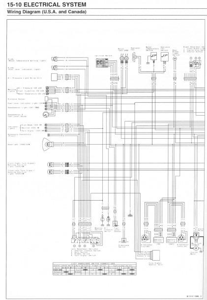 Kawasaki Vulcan 800 Wiring Diagram