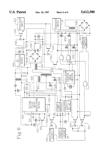 Ups Schematic Circuit Diagram