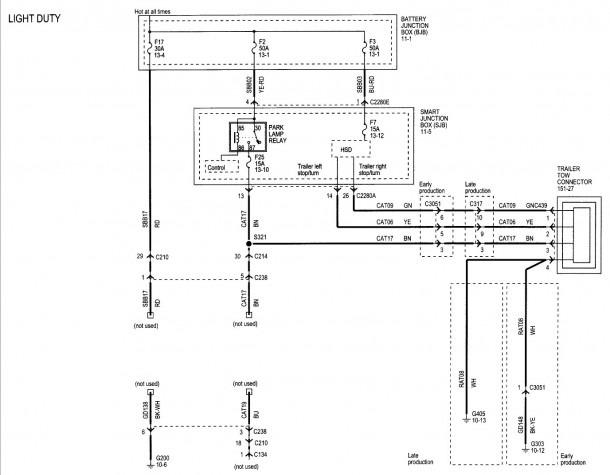 Dump Trailer Wiring Diagram