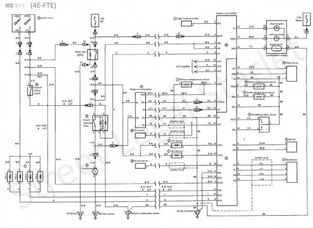 Toyota 1nz Fe Wiring Diagram