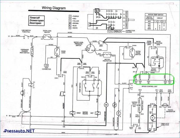 Whirlpool Dryer Motor Wiring Diagram Schematic