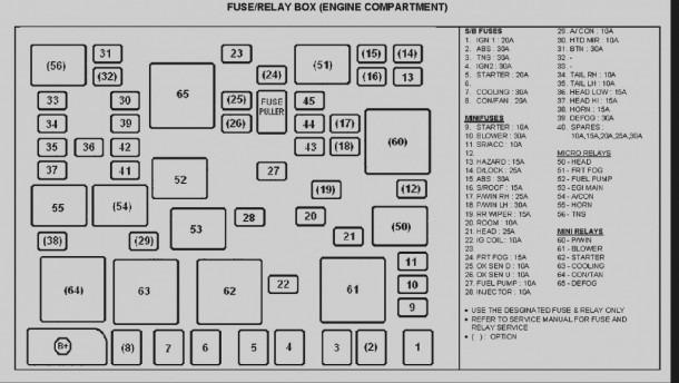 2007 Kia Optima Engine Diagram