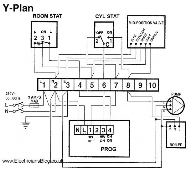 Honeywell Wire Diagram