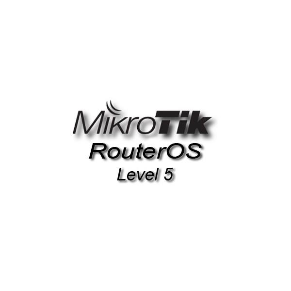 MikroTik Licenta sistem de operare RouterOS Level5 CHR P10