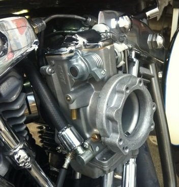 Motorcycle Inline Fuel Filter Mikuni Hsr42 Easy Kit Harley Davidson Shovelhead Amp Xl 1000