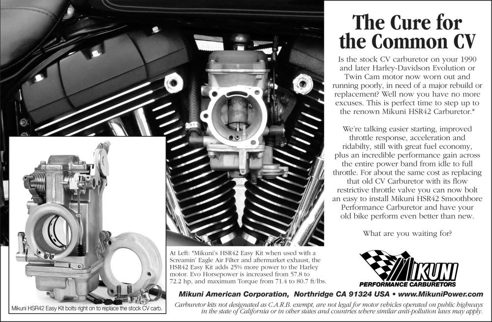 medium resolution of hsr42 easy kit mikuni hsr carburetors