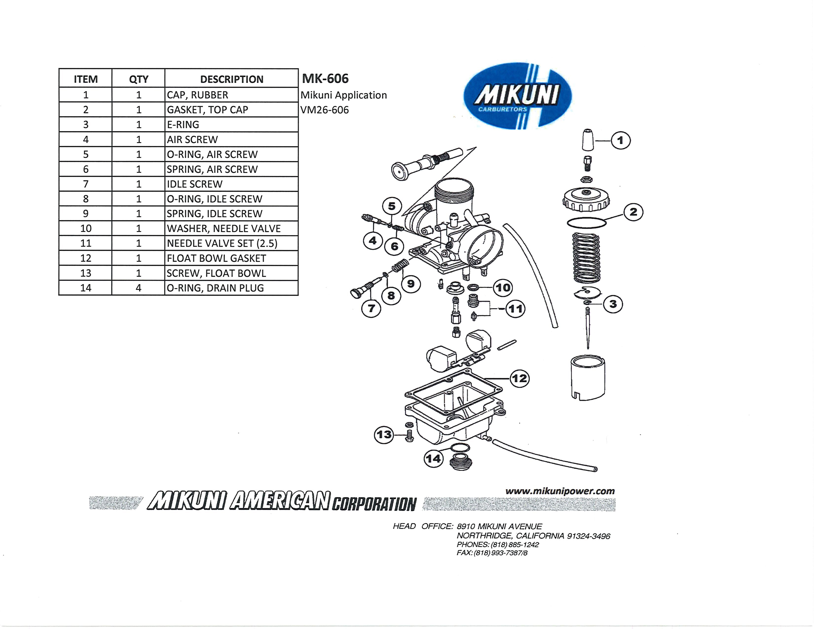 2007 Big Bear Wiring Diagram