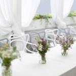 wildflower wedding idea