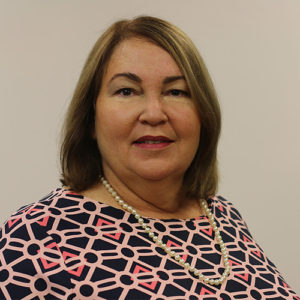 Silvia Evans, Board Treasurer